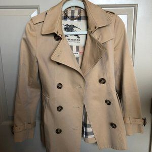 Burberry Trench Coat -